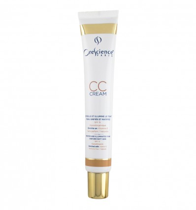 CC Cream Naturelle SPF 15 - 50 ML