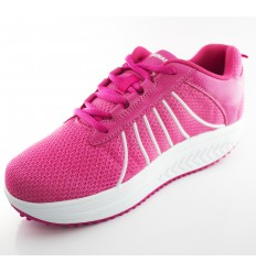 Basket Balancing Shoes - semelle Marche Active - Pinkberry Swing