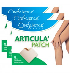 Patch Articulation Articula'Patch® - Boîte de 10 - Lot de 3